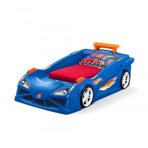 Hot Wheels™ Toddler-To-Twin Race Car Bed™