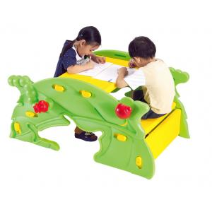 Dolphin seesaw & leaf table